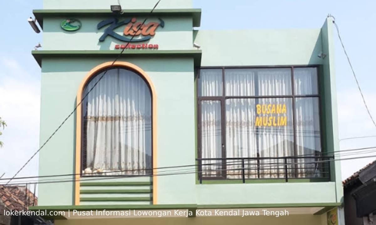 Lowongan Kerja Jaga Toko di Toko Kisa Collection Kaliwungu Kendal