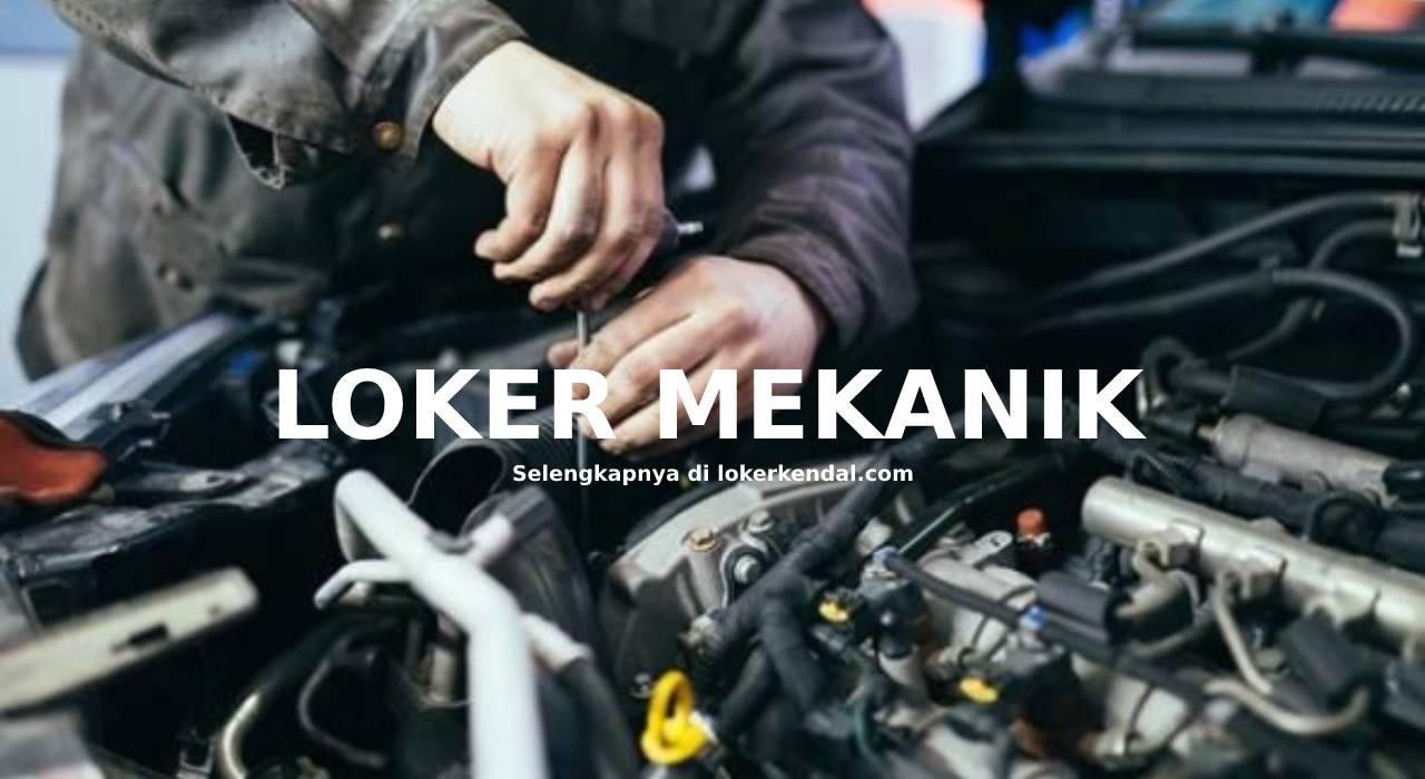Lowongan Kerja Mekanik Mobil Berpengalaman di Electrindo Mobil