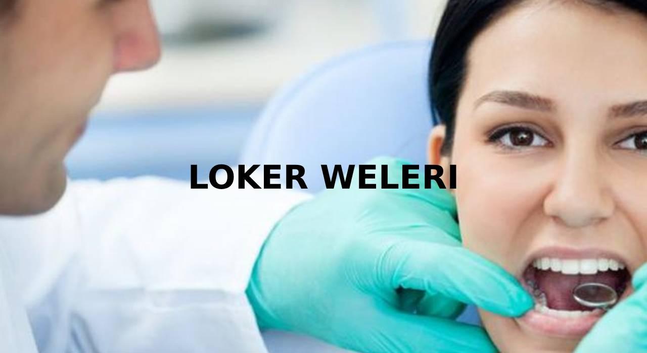 Lowongan Kerja Asisten Dokter Gigi di Klinik Praktik Spesialis Bersama Kedonsari Weleri