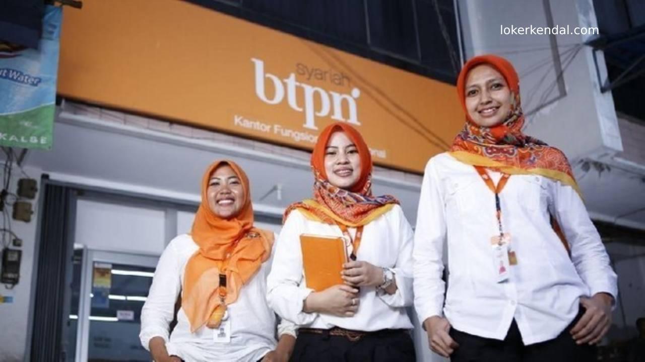 Lowongan Kerja Community Officer BTPN Syariah di Kendal, Batang dan Pekalongan